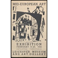 Mid-European Art Exhibition Catalogue