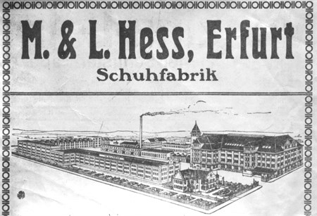 Hess Shoe Factory Erfurt